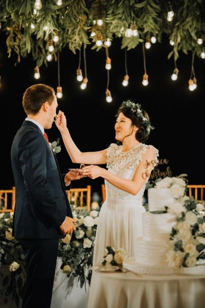 The Wedding of Christoph & Jessica by BDD Weddings Indonesia - 034