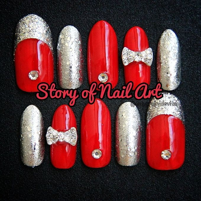 Daily Nails all occasions by Story of Nailart - 008