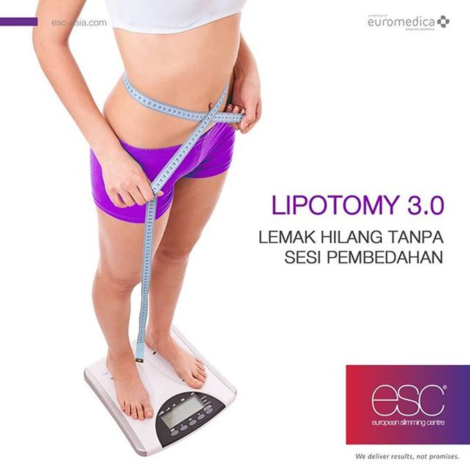 LIPOTOMY by EUROPEAN SLIMMING CENTRE (ESC) & EUROSKINLAB (ESL) - 001