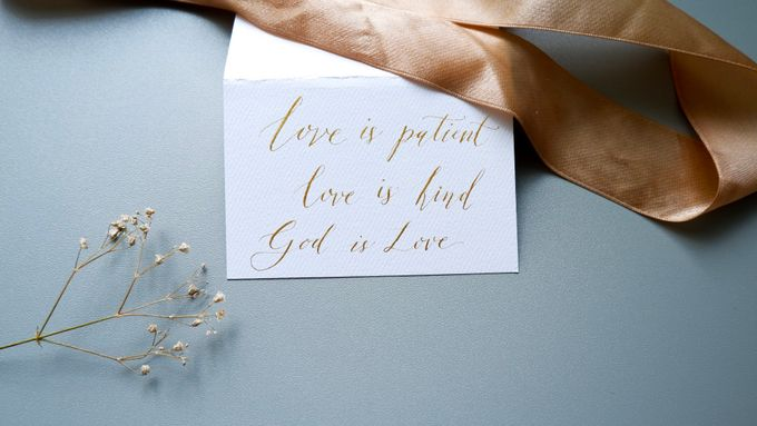 Calligraphy by Atelier Plum - 002