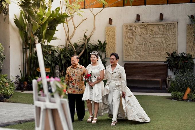 Denny & Febe by Bali Becik Wedding - 007