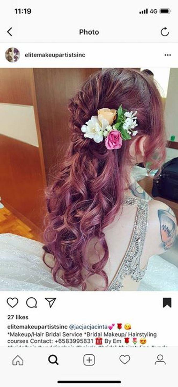 Beautiful Bride Jacinta by elitemakeupartistsinc - 004
