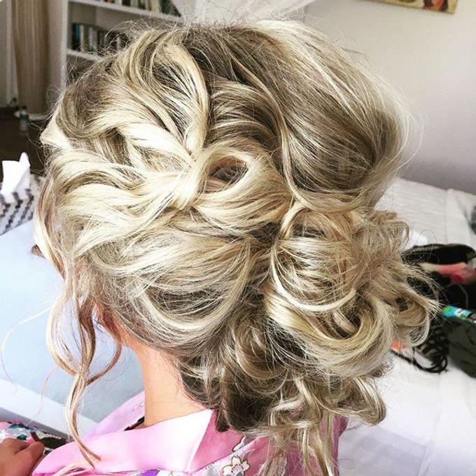 UPDO STYLES by Bali Hair and Makeup  / Anja buerck - 020