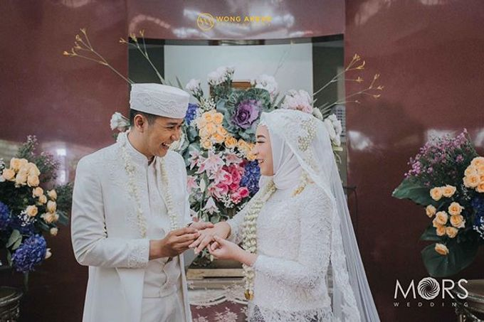 The Wedding of Ayu & Jodi by Berkat Kebaya By Devina Shanti - 002