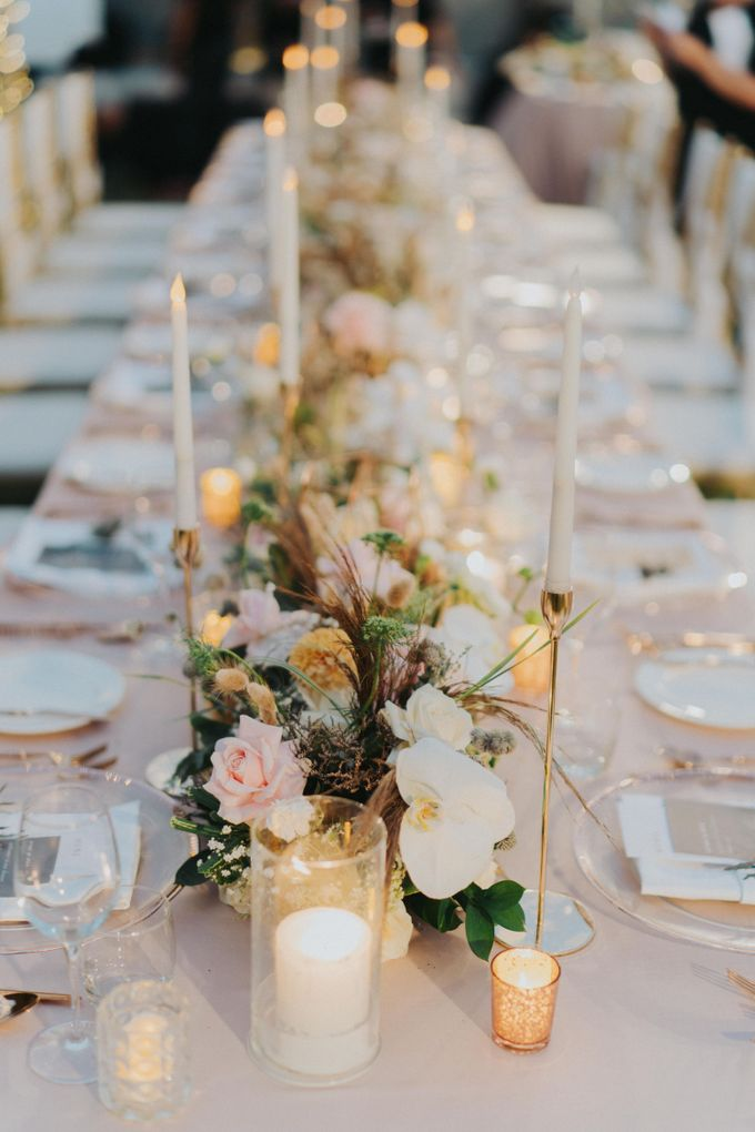 Romantic-Modern Wedding at Alila Uluwatu by Silverdust Decoration - 013
