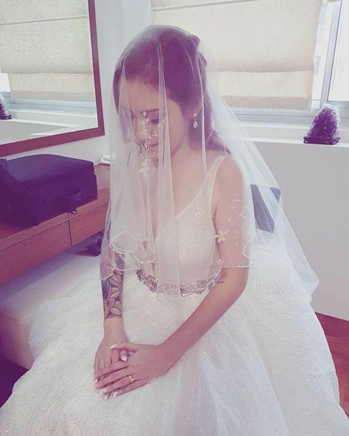 Beautiful Bride Jacinta by elitemakeupartistsinc - 002