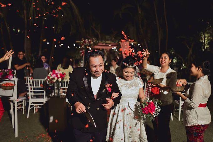 Denny & Febe by Astagina Resort Villa & Spa Bali - 016