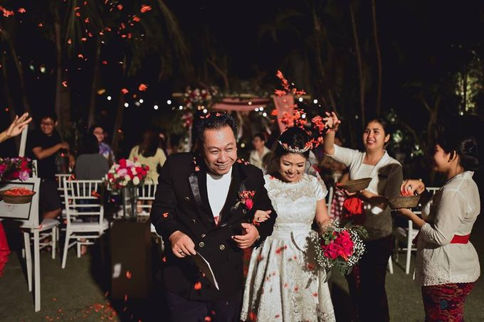 Denny & Febe by Bali Becik Wedding - 016