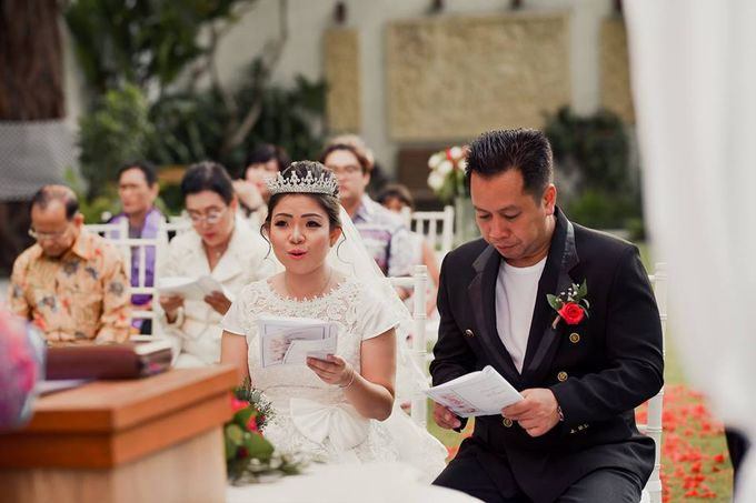 Denny & Febe by Bali Becik Wedding - 009