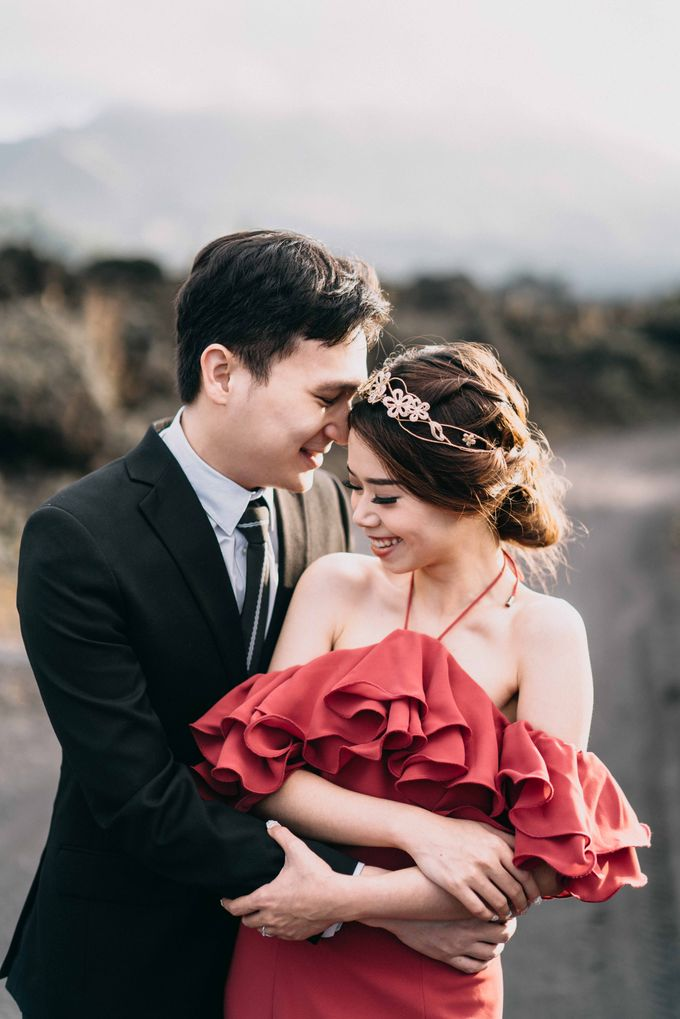 Bali Prewedding Angel & Edo by StayBright - 004