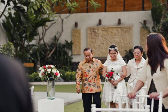 Denny & Febe by Astagina Resort Villa & Spa Bali - 008