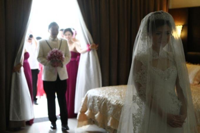 Wedding of Christian Adiwena and Rufina Tam by Flamingo Dewata Chapel and Villas - 003
