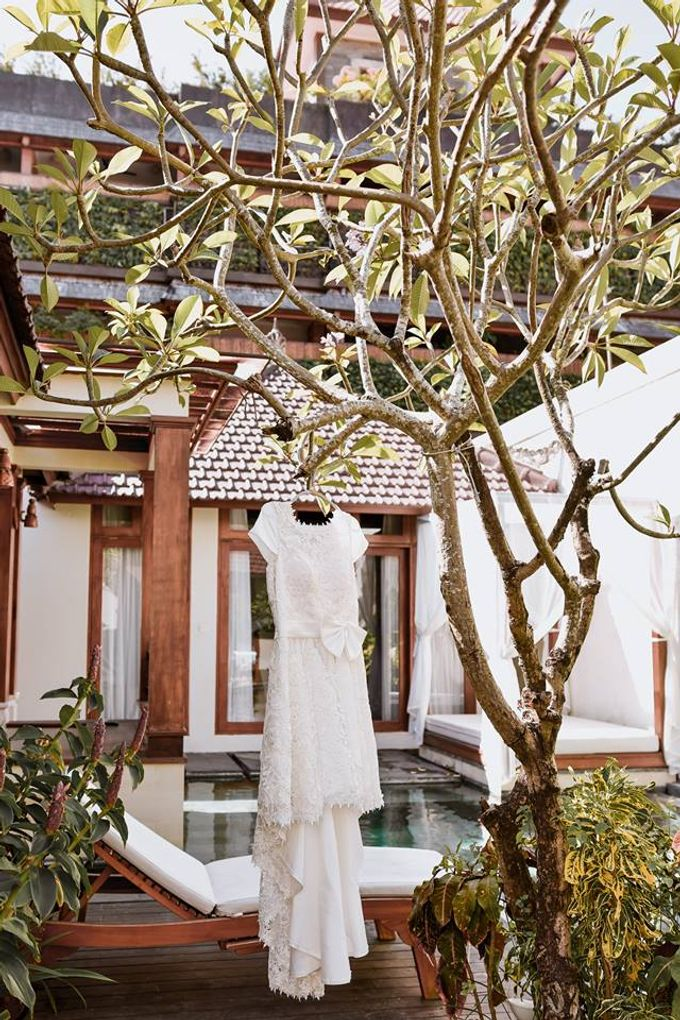 Denny & Febe by Astagina Resort Villa & Spa Bali - 001