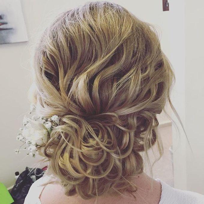 UPDO STYLES by Bali Hair and Makeup  / Anja buerck - 018