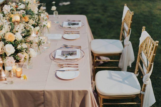Romantic-Modern Wedding at Alila Uluwatu by Silverdust Decoration - 016