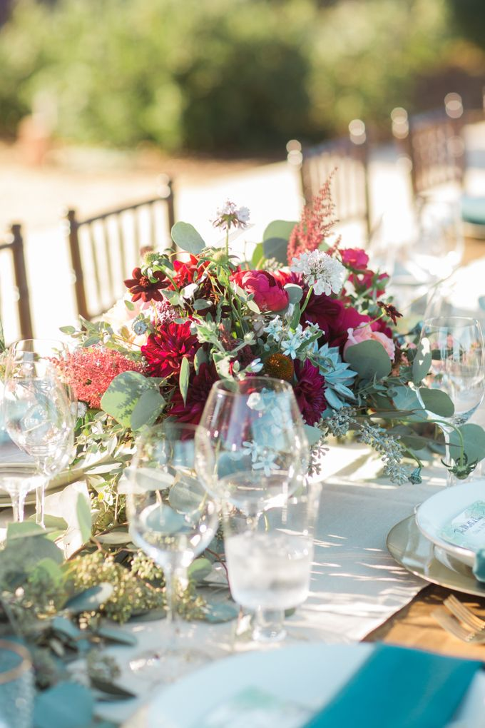 Autumn Vineyard Wedding by Marilyn Ambra Party Consultants - 007