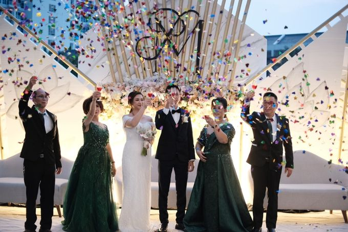 Wedding Of Pratama & Mayliana by Ohana Enterprise - 005