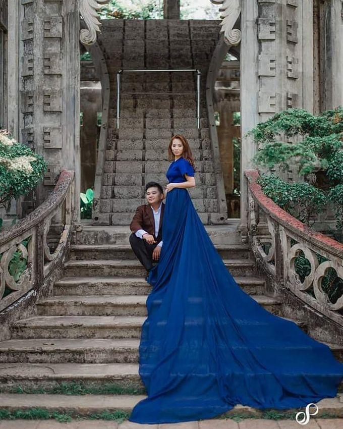 Pre Nuptial Attire by Dakila Couture - 005