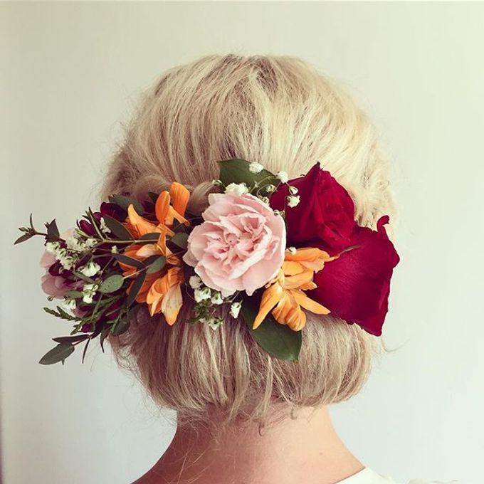 UPDO STYLES by Bali Hair and Makeup  / Anja buerck - 019