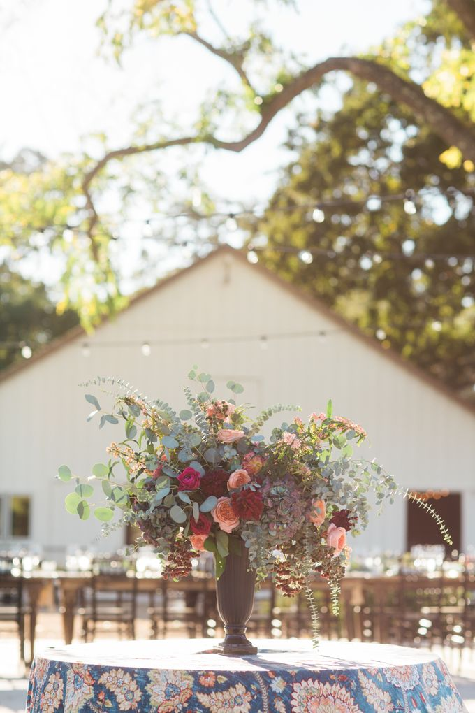 Autumn Vineyard Wedding by Marilyn Ambra Party Consultants - 009
