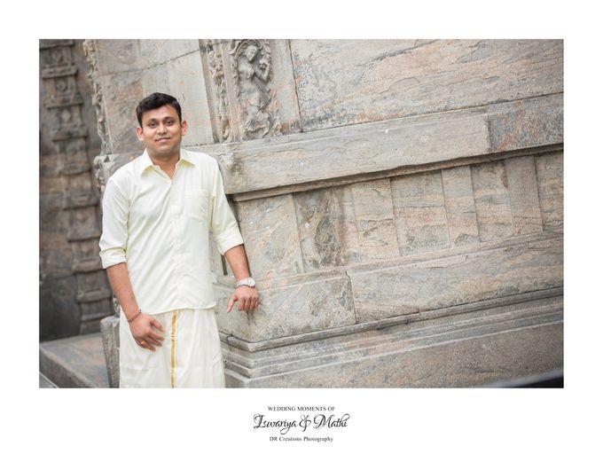 Wedding of Ishwariya & Mathi by DR Creations - 034