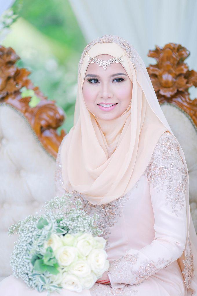 RAIHANA & MOHAMMAD by The Rafflesia Wedding & Portraiture - 031
