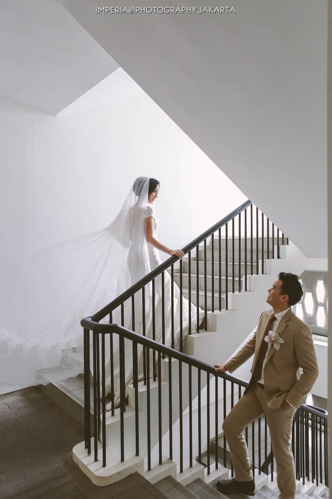 The One My Soul Loves | Kevin + Indy Wedding by Imperial Photography Jakarta - 033