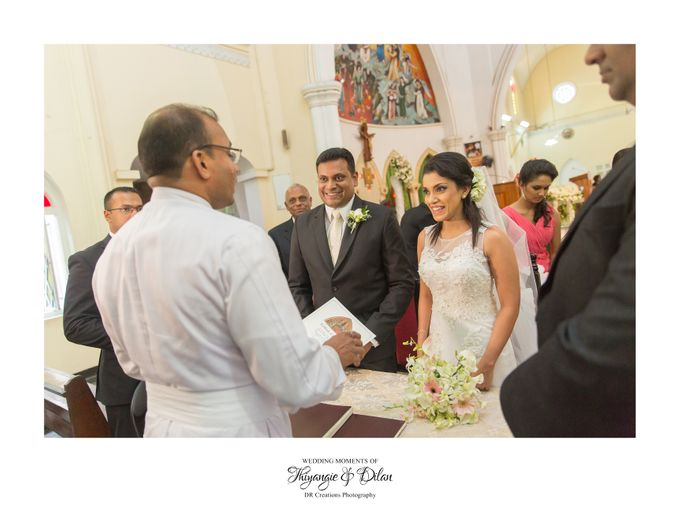 Wedding of Thiyangie & Dilan by DR Creations - 033