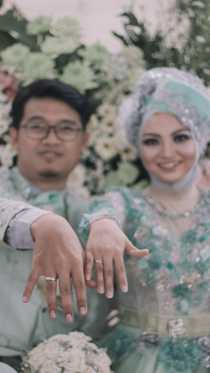 Mutia & Arief Wedding by Kanva Pictura - 033