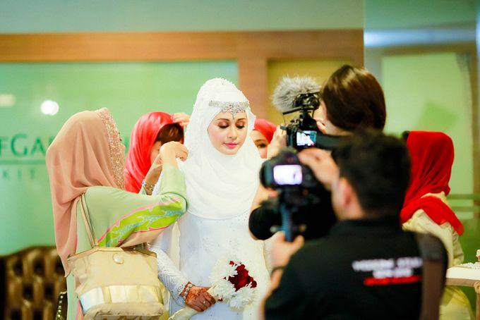 Zuhairah & Fuad by The Rafflesia Wedding & Portraiture - 025