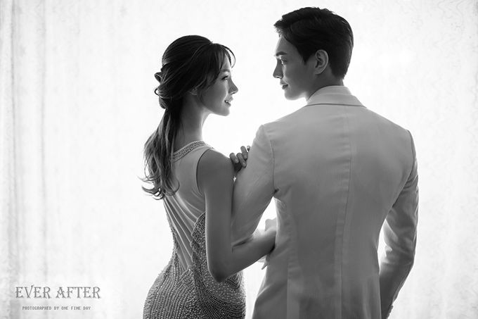 Korea Pre-Wedding Photoshoot - Studio 20 by Willcy Wedding by Willcy Wedding - Korea Pre Wedding - 028