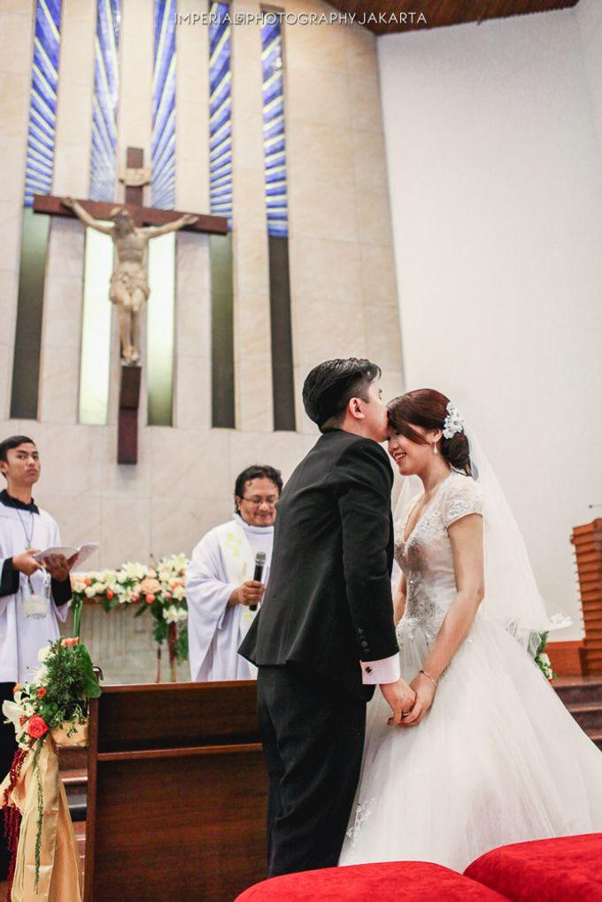 Yohanes & Vhina Wedding by Imperial Photography Jakarta - 034