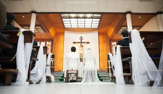 Elit Condro and Fransisca - wedding by HD Photography - 022