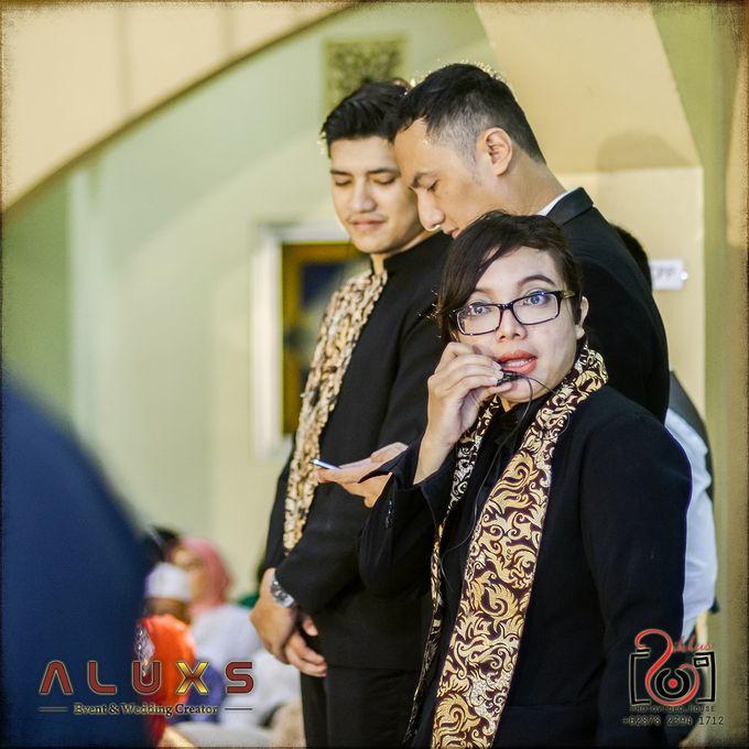 The Wedding of Santa & Khresna by Alux's Event & Wedding Creator - 020