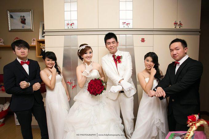 Fery & Nova - Wedding Day by HD Photography - 025