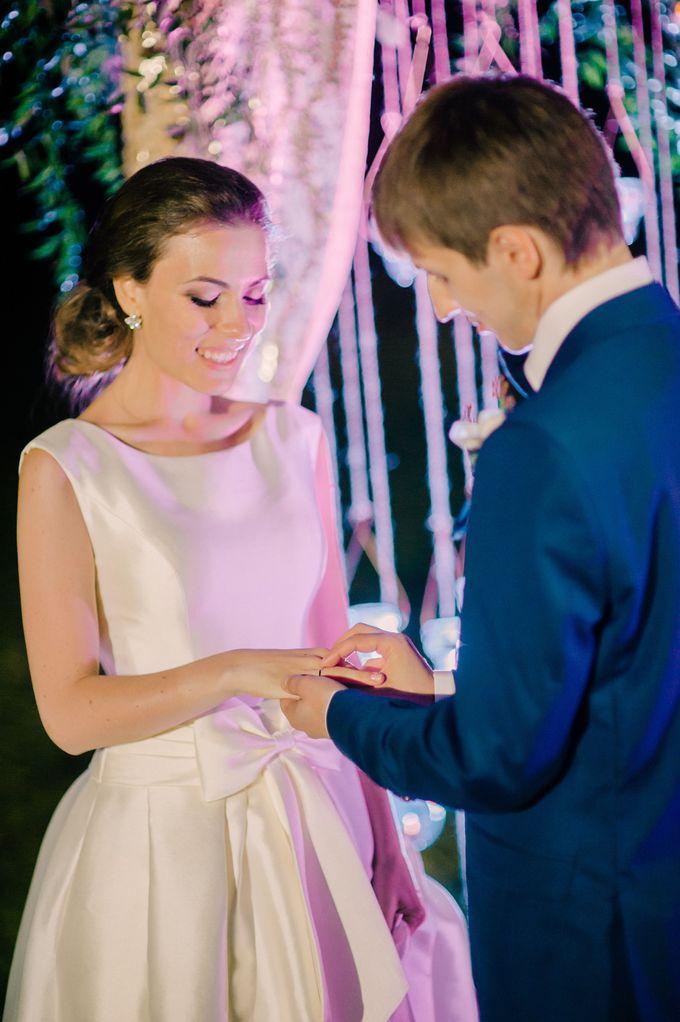 Golf club wedding for Nikolay and Kristina by BMWedding - 034