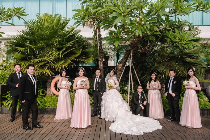 Yonathan & Dina Wedding by Imperial Photography Jakarta - 027