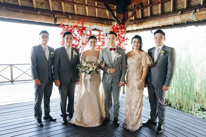 Andrew & Cassandra Wedding by Love Bali Weddings - 015