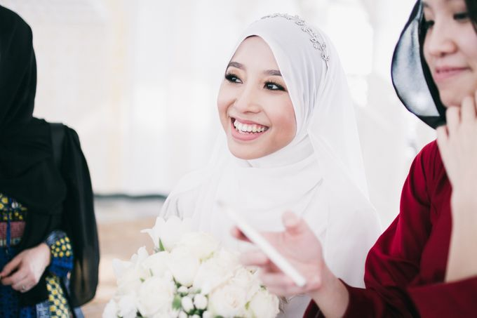 The Solemnization of Alya and Amir by Hanif Fazalul Photography & Cinematography - 010