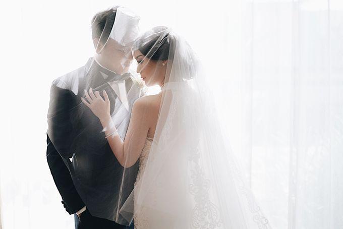 Aldi & Windy Wedding Day by Écru Pictures - 004