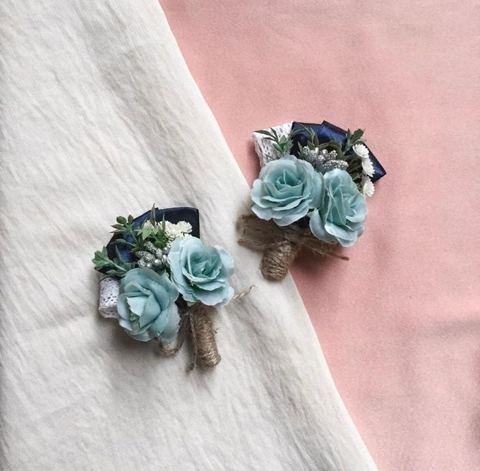 Boutonniere & Corsage by Rose For You - 035