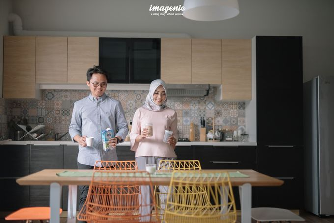 Prewedding M & F by Imagenic - 032