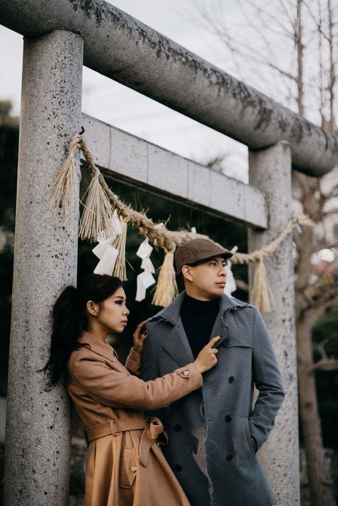 Ditto & Silvy Prewedding by Dhika by MA Fotografia - 034