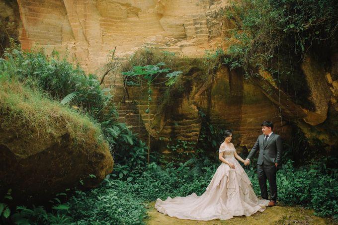 PRE - WEDDING SAMUEL & MERISA BY HENOKH WIRANEGARA by All Seasons Photo - 031