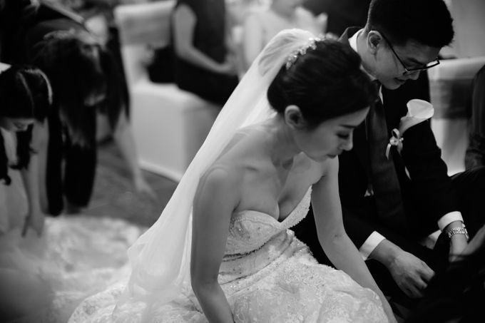 Leonard & Shieng Wedding by Casablanca Design - 035