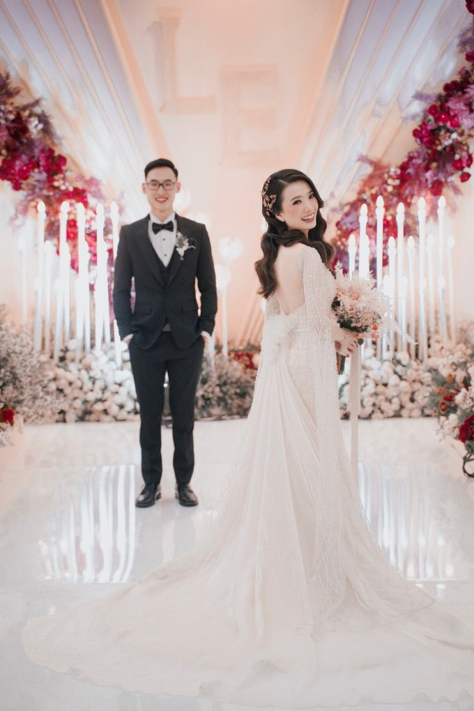Ludwig & Eve Wedding Decoration by Andy Lee Gouw MC - 035