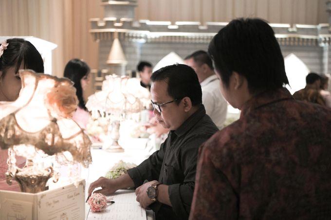 Pullman Thamrin - Thyo & Kezia Reception by Pullman Jakarta Indonesia - 009