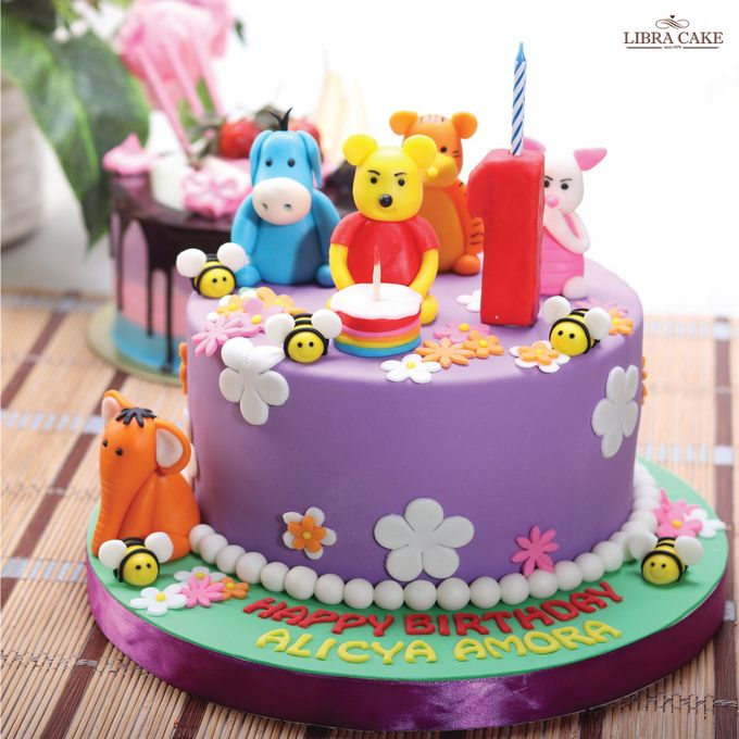 Birthday Cakes Part 1 by Libra Cake - 025