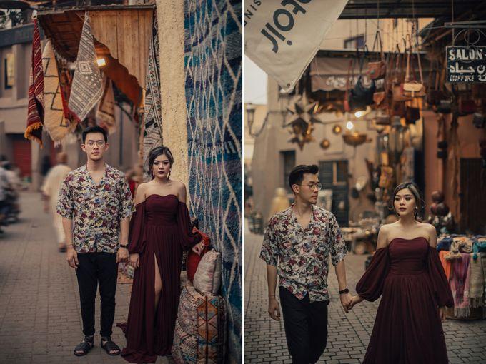 PRE - WEDDING DERIAN & GRACE BY RIO YAPARI by All Seasons Photo - 029