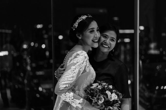 Resa & Bunga Wedding by AKSA Creative - 030